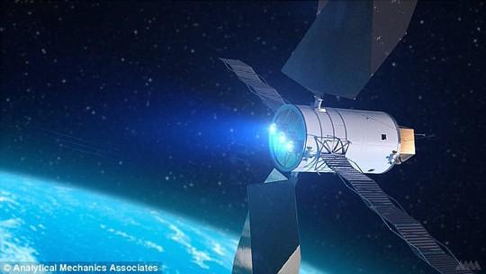 Cận cảnh ngôi nhà Sao Hỏa của NASA - Ảnh 8.
