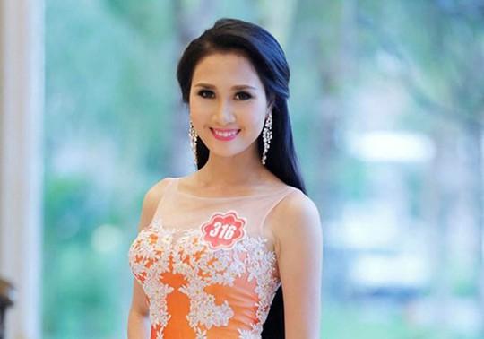 Người có mái tóc đẹp nhất Cuộc thi Hoa hậu Việt Nam 2014 xuất gia ở tuổi 24 - Ảnh 2.