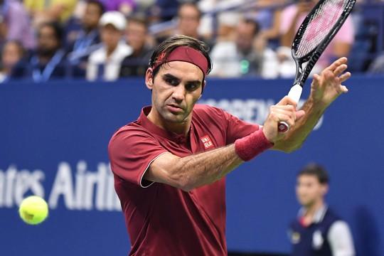Clip Federer và Sharapova thua sốc ở vòng 4 US Open 2018 - Ảnh 9.