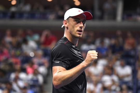 Clip Federer và Sharapova thua sốc ở vòng 4 US Open 2018 - Ảnh 11.