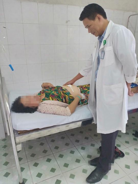 Ca vỡ ruột thừa hiếm gặp khiến bác sĩ đau đầu - Ảnh 2.