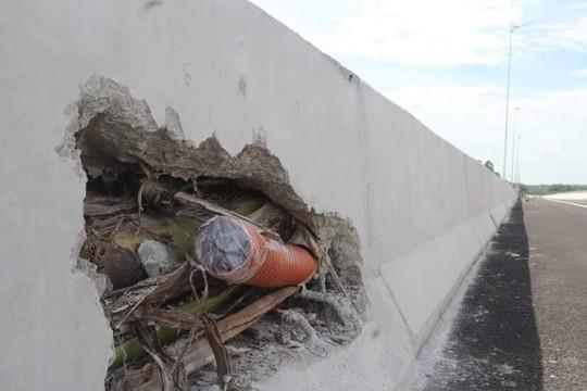 Không có chuyện bê tông cốt chuối trên cao tốc Đà Nẵng – Quảng Ngãi - Ảnh 1.