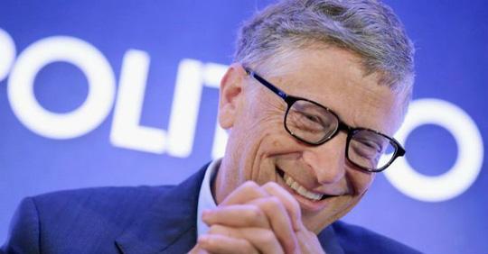 Cuộc sống cho đi và tận hưởng của Bill Gates - Ảnh 1.