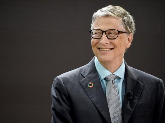 Cuộc sống cho đi và tận hưởng của Bill Gates - Ảnh 2.