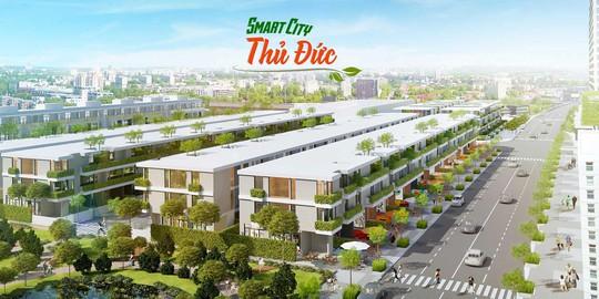 Smart City Thủ Đức hút khách nhờ chính sách ưu đãi - Ảnh 1.