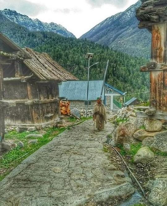 Thăm ngôi làng đến từ quá khứ ở biên giới Ấn Độ - Tây Tạng - Ảnh 4.