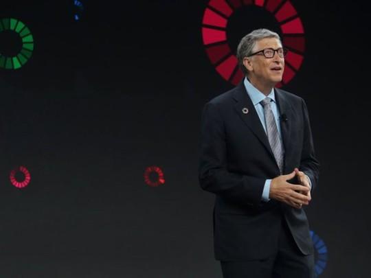 Cuộc sống cho đi và tận hưởng của Bill Gates - Ảnh 13.
