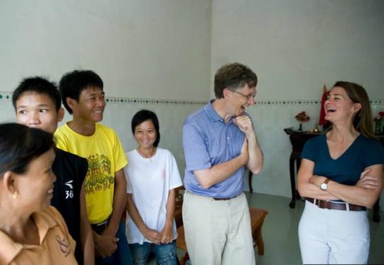 Cuộc sống cho đi và tận hưởng của Bill Gates - Ảnh 15.