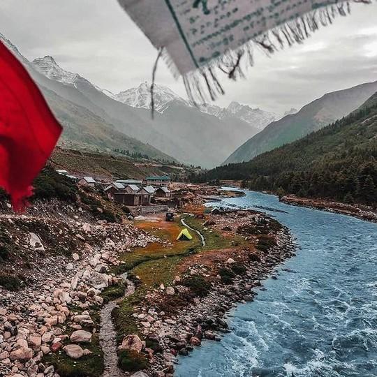 Thăm ngôi làng đến từ quá khứ ở biên giới Ấn Độ - Tây Tạng - Ảnh 9.