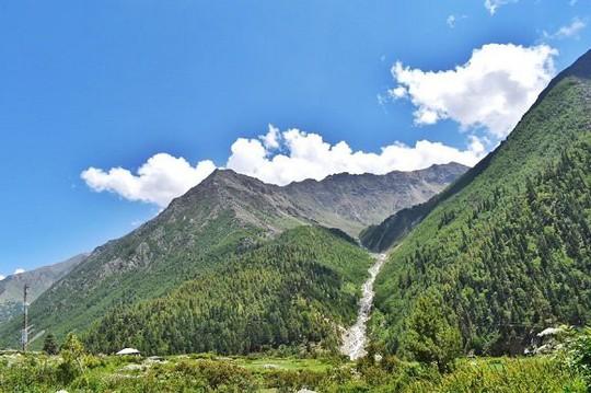 Thăm ngôi làng đến từ quá khứ ở biên giới Ấn Độ - Tây Tạng - Ảnh 11.