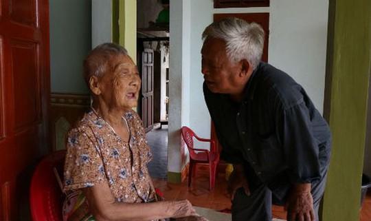 Gặp 3 chị em cộng trên 100 tuổi ở Nghệ An - Ảnh 1.