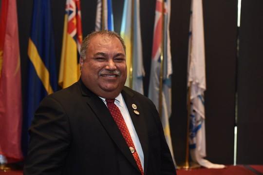 Tổng thống Nauru chỉ trích đại diện Trung Quốc - Ảnh 1.