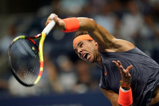 Clip: Thua ngược Nadal, Dominic Thiem thốt lên Tennis thật tàn nhẫn - Ảnh 6.