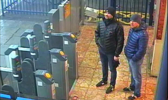 """Hai """"nghi phạm đầu độc cựu điệp viên Nga"""" lên tiếng - Ảnh 3."""