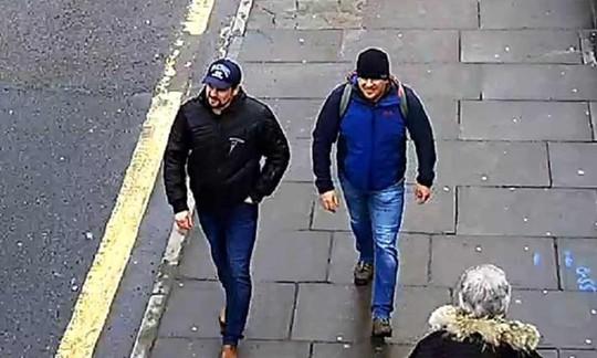"""Hai """"nghi phạm đầu độc cựu điệp viên Nga"""" lên tiếng - Ảnh 2."""
