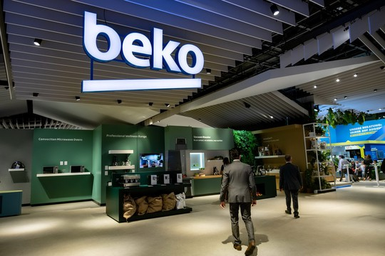 Beko mang đến sự kiện IFA 2018 hàng loạt sản phẩm - Ảnh 1.
