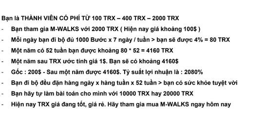 Ứng dụng tản bộ kiếm tiền có dấu hiệu lừa đảo như Pincoin, iFan ở Việt Nam - Ảnh 1.