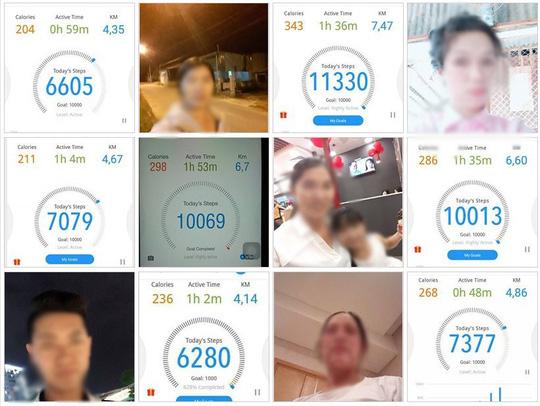 Ứng dụng tản bộ kiếm tiền có dấu hiệu lừa đảo như Pincoin, iFan ở Việt Nam - Ảnh 2.