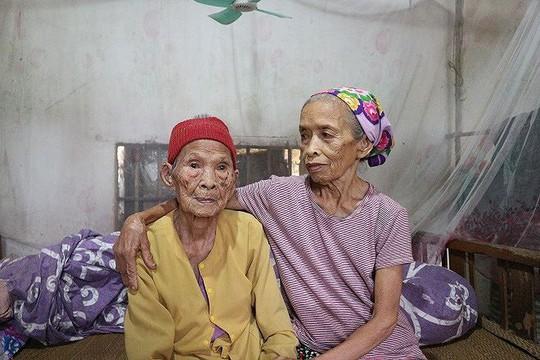 Gặp 3 chị em cộng trên 100 tuổi ở Nghệ An - Ảnh 2.