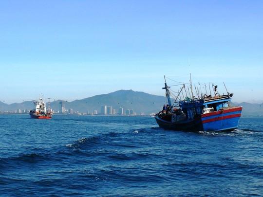 Khẩn cấp đưa tàu ra khơi cứu nạn thủy thủ Trung Quốc trong đêm - Ảnh 2.