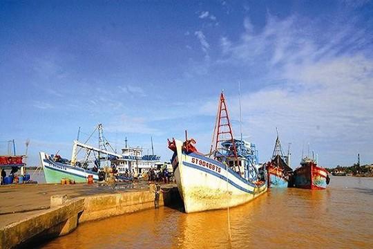 Sóc Trăng: Trình Chính phủ bổ sung cảng biển quốc tế - Ảnh 1.