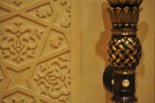 Chiêm ngưỡng khách sạn dát vàng 7 sao siêu xa xỉ ở UAE - Ảnh 10.
