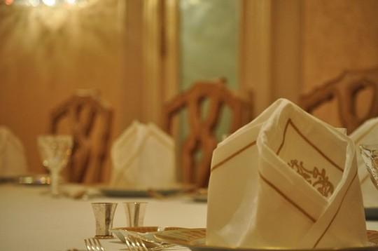 Chiêm ngưỡng khách sạn dát vàng 7 sao siêu xa xỉ ở UAE - Ảnh 12.