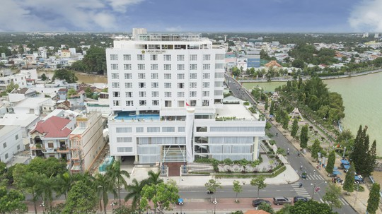 Saigontourist sắp khai trương hai khách sạn 4 sao tại Phú Thọ và Vĩnh Long - Ảnh 3.