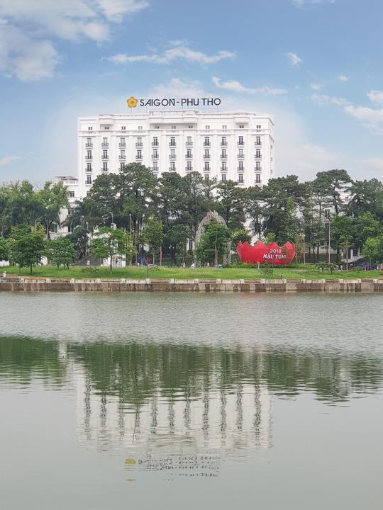 Saigontourist sắp khai trương hai khách sạn 4 sao tại Phú Thọ và Vĩnh Long - Ảnh 1.