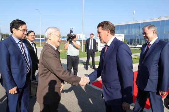 Việt - Nga đẩy mạnh hợp tác kỹ thuật quân sự - Ảnh 1.