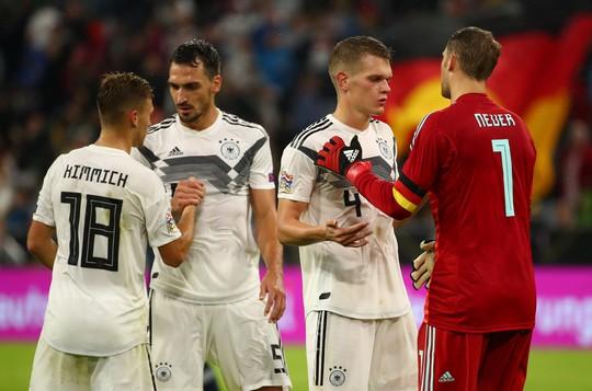 Nations League: Đức hoà nhà vô địch World Cup, Xứ Wales thăng hoa với Bale - Ảnh 4.