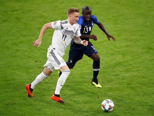 Nations League: Đức hoà nhà vô địch World Cup, Xứ Wales thăng hoa với Bale - Ảnh 2.