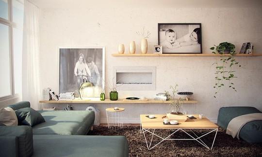 Căn hộ 100 m2 mang phong cách Bắc Âu - Ảnh 2.