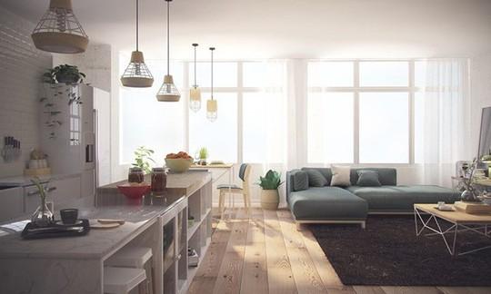 Căn hộ 100 m2 mang phong cách Bắc Âu - Ảnh 3.