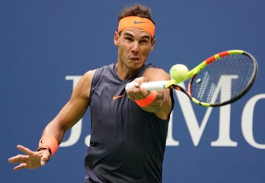 Nadal bỏ cuộc vì chấn thương, Del Potro vào chung kết có Djokovic - Ảnh 3.