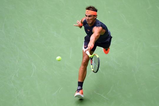 Nadal bỏ cuộc vì chấn thương, Del Potro vào chung kết có Djokovic - Ảnh 2.