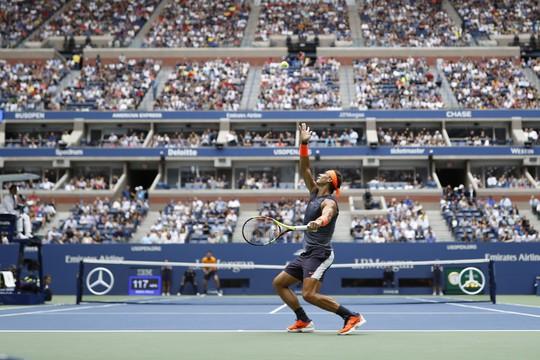 Nadal bỏ cuộc vì chấn thương, Del Potro vào chung kết có Djokovic - Ảnh 1.