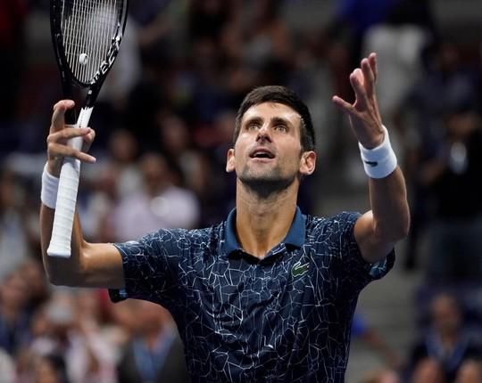 Nadal bỏ cuộc vì chấn thương, Del Potro vào chung kết có Djokovic - Ảnh 10.