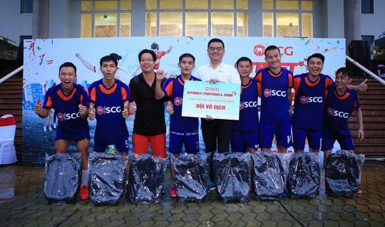 Xác định 2 đội TP HCM dự Cúp SCG - Ảnh 1.