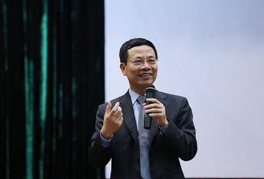 Quyền Bộ trưởng Nguyễn Mạnh Hùng: Sẽ xây dựng mạng xã hội Việt chiếm 60% thị phần - Ảnh 2.