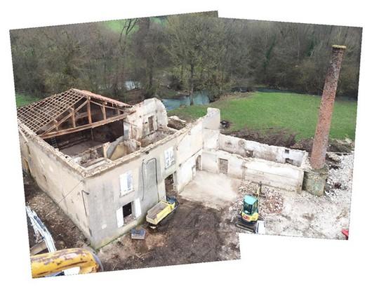 Nhà xưởng bỏ hoang đẹp mê hồn sau khi được cải tạo - Ảnh 1.