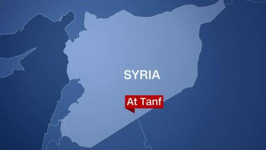 """Mỹ tập trận bắn đạn thật ở Syria để """"đối phó đe dọa từ Nga"""" - Ảnh 1."""