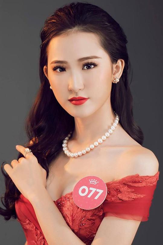 Tân sinh viên Đại học Duy Tân vào chung kết Hoa hậu Việt Nam 2018 - Ảnh 1.