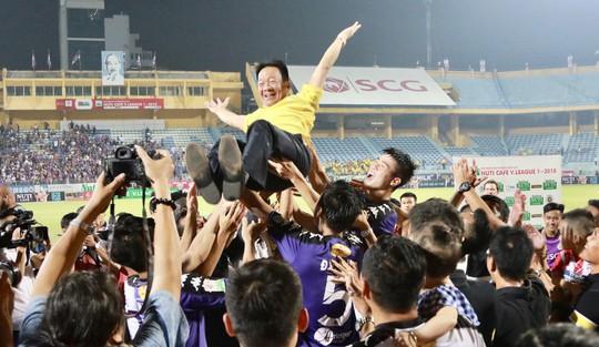 Hà Nội vô địch V-League - Ảnh 1.