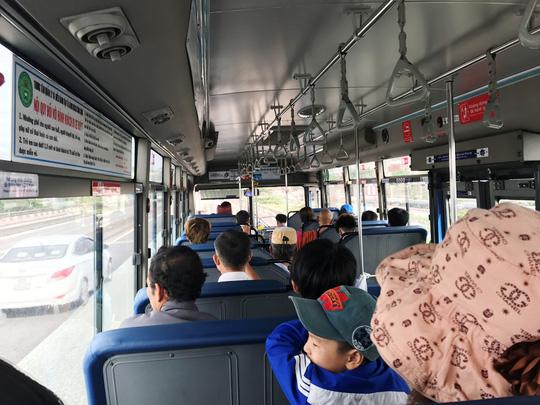 Trợ giá xe buýt cần hiệu quả - Ảnh 1.