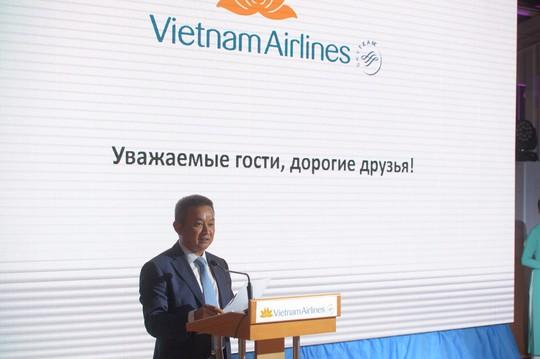 Vietnam Airlines kỷ niệm 25 năm bay đến Nga - Ảnh 2.