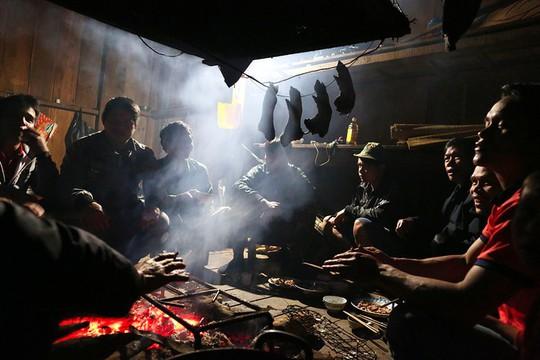 Đặc sản chuột ăn hạt sâm đãi khách quý ở núi Ngọc Linh - Ảnh 4.