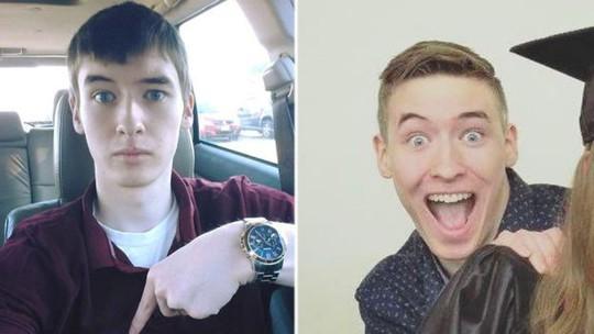 Chàng trai 20 tuổi trúng số 451 triệu USD ở Mỹ - Ảnh 1.
