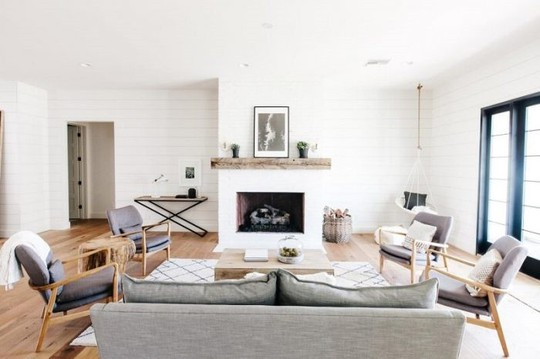 Thiết kế phòng khách đơn giản mà đẹp cho năm 2018 - Ảnh 9.