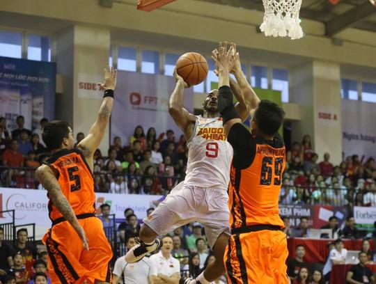 Saigon Heat mất cơ hội vào top 3 - Ảnh 2.